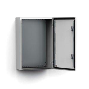Wandgehäuse, Wandbox aus Stahlblech