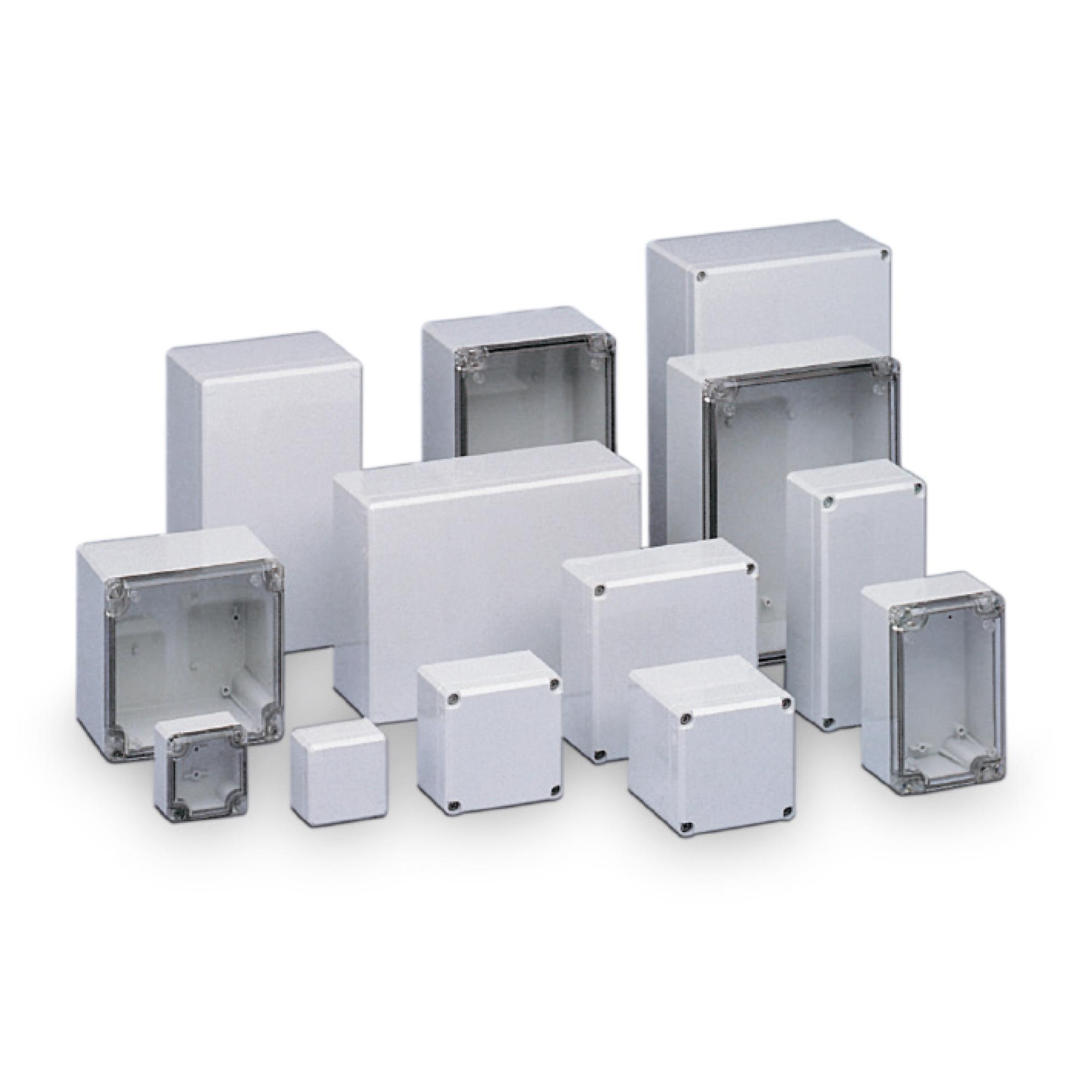 Produktübersicht swibox Kunststoffgehäuse