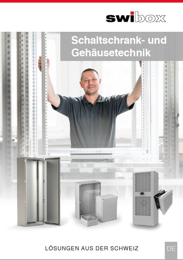 Prospekt Schaltschrankbau DE
