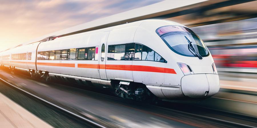 Fahrzeuchbau für Schienenfahrzeuge
