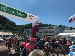 Start Tour de Suisse 17.6.2019