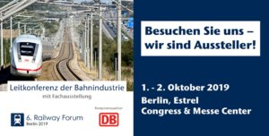Flyer 6. Railway Forum