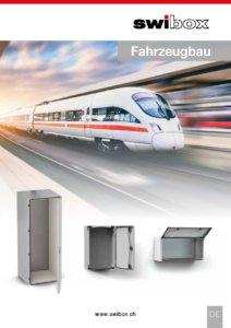 Broschüre Fahrzeugbau